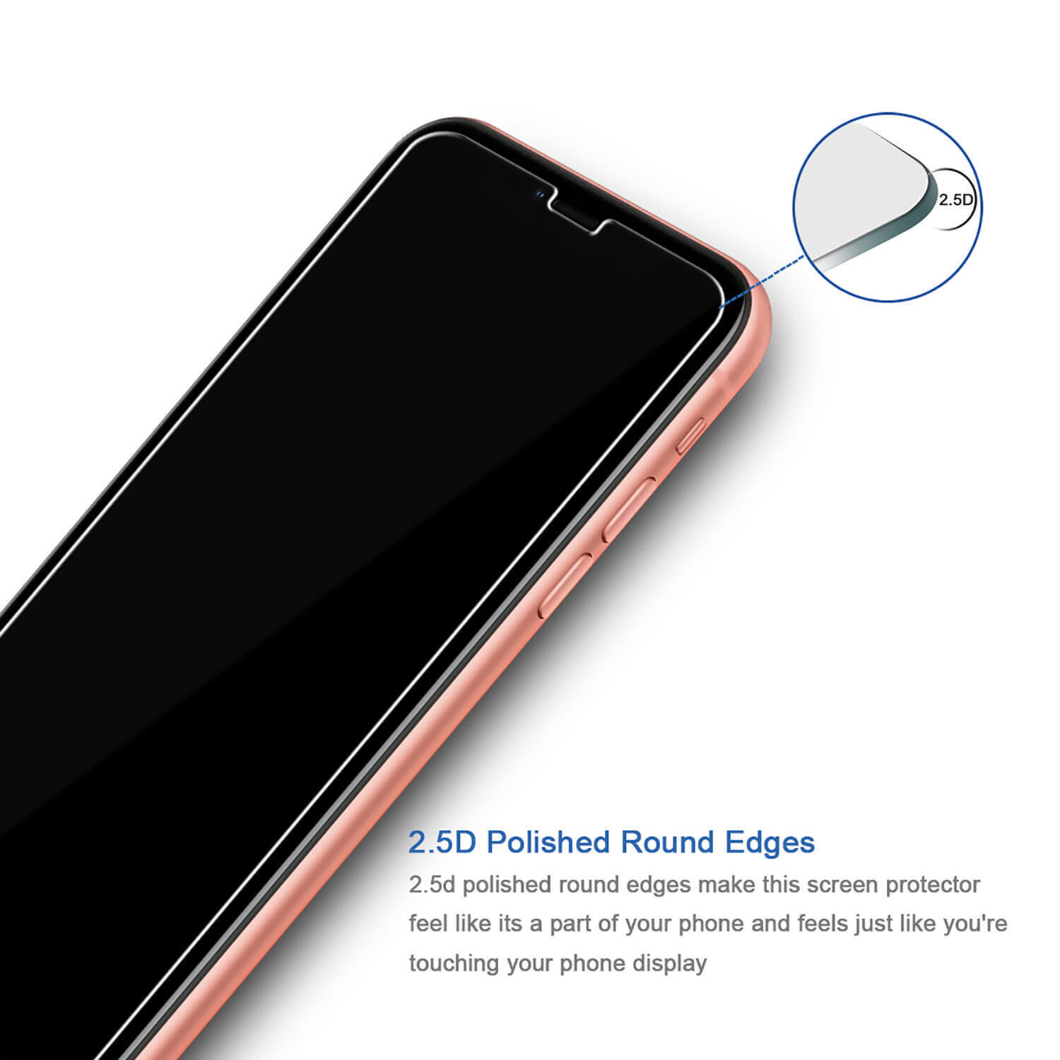 Vmax-2-5D-Round-Edge-High-Transparent-Tempered-Glass-Screen-Protector-for-iphone thumbnail 59