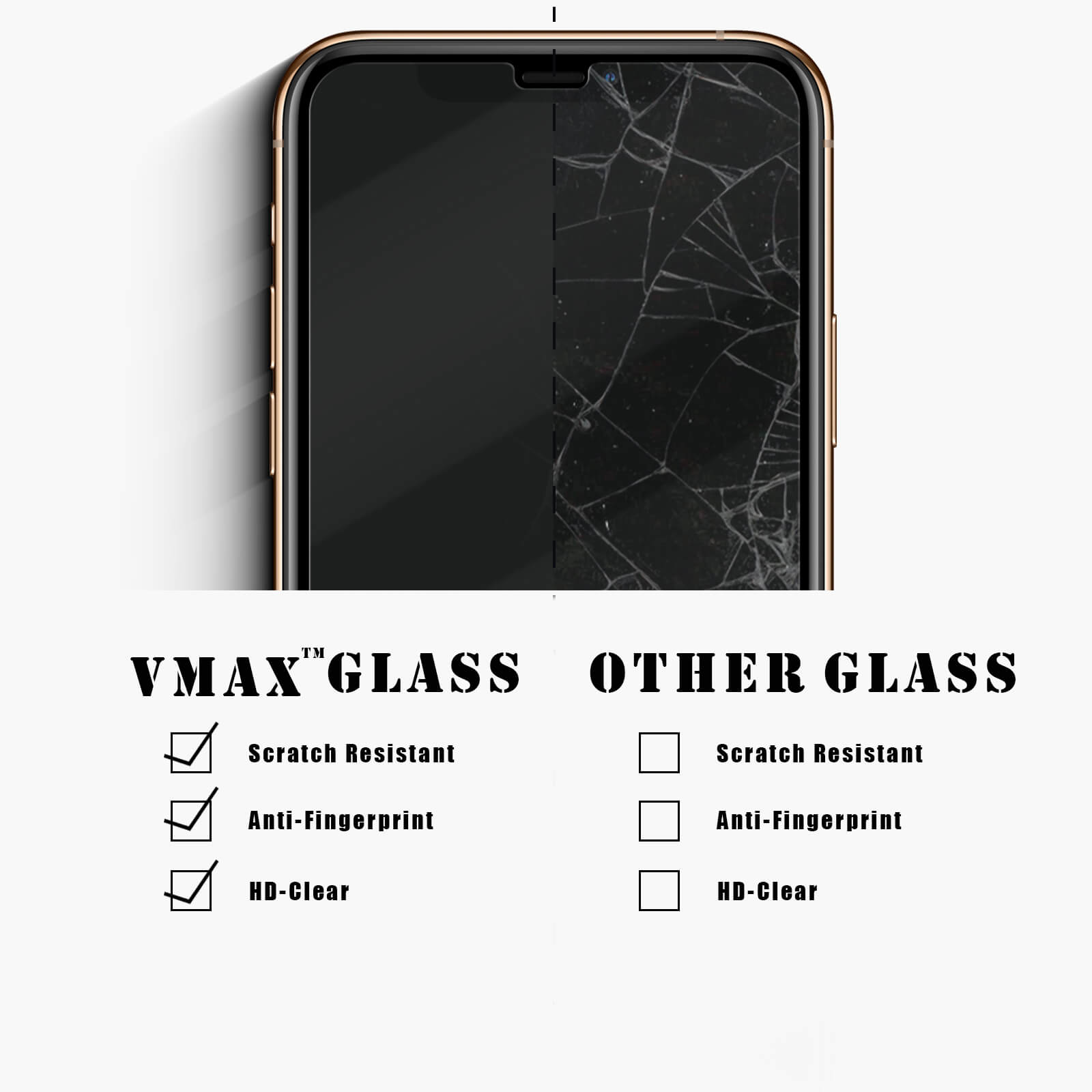 Vmax-2-5D-Round-Edge-High-Transparent-Tempered-Glass-Screen-Protector-for-iphone thumbnail 74